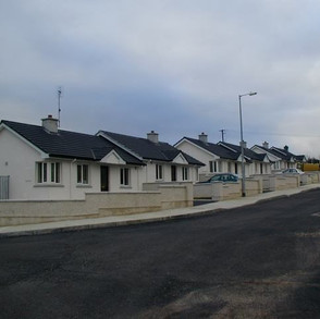 Construction of 12 no. houses and associated site works, Drumshanbo, Leitrim