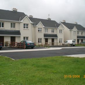 Social Housing at Geevagh - Silgo County Council