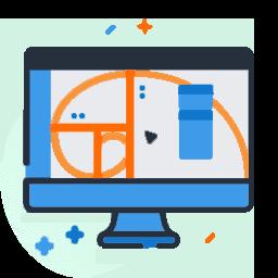 Opus Web Design Graphic