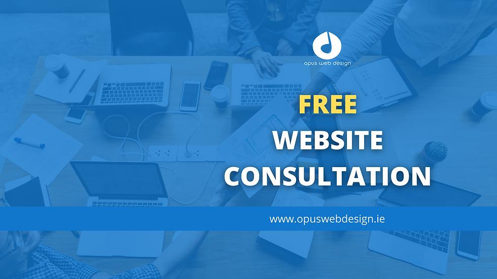 Opus Web Design Free Consultation