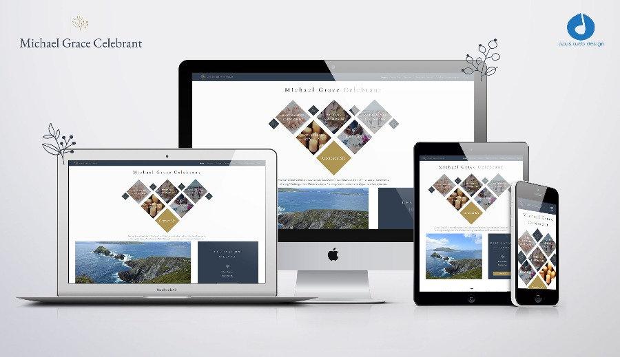 Opus Web Design CMS Website