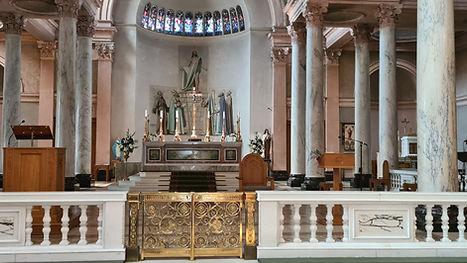 Cavan Cathedral Altar