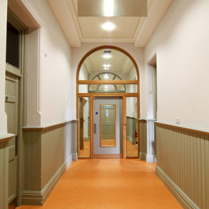 Nazareth House Sammon Builders Conservation Projects