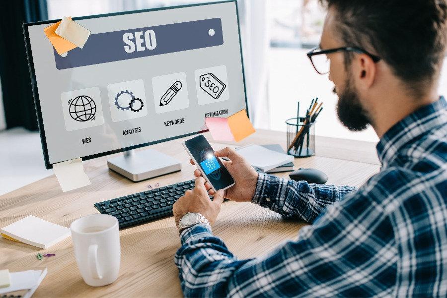 Opus Web Design SEO Compliant