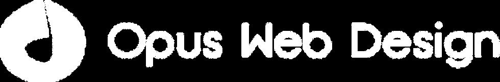 Opus Web Design Logo