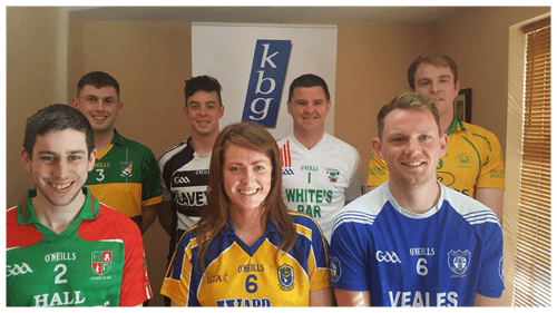 KBG team  In their club colours