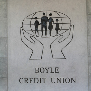 Sammon Builders Commercial Projects Boyle Credit Union