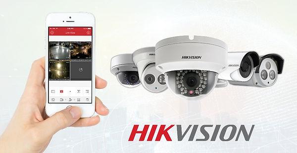 Advantx Hikvision Phone app