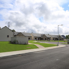 Construction of 8 no houses at Cuan Iosa Ballymote Co Sligo
