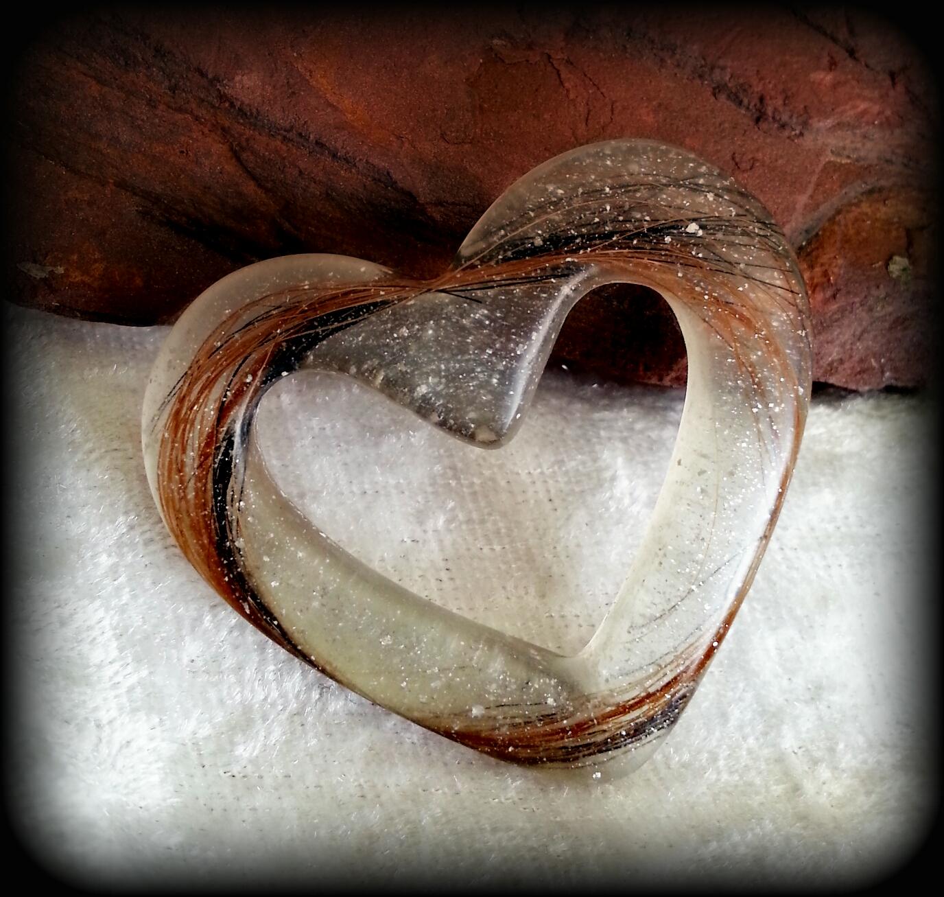 Open Heart Transparent