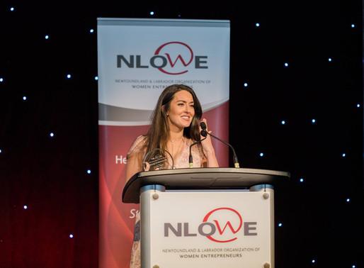 Megan Sooley: 2018 Young Entrepreneur Award