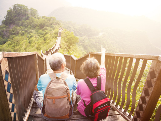 Living healthily now to thrive into retirement