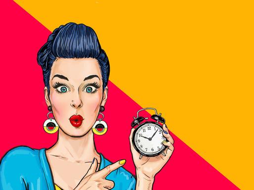 Mental Mindsets for Success: Time Management