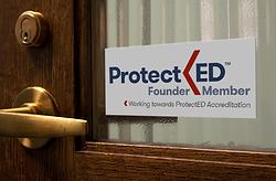 ProtectED Member Logo
