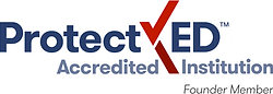 ProtectED Accredited Institution logo