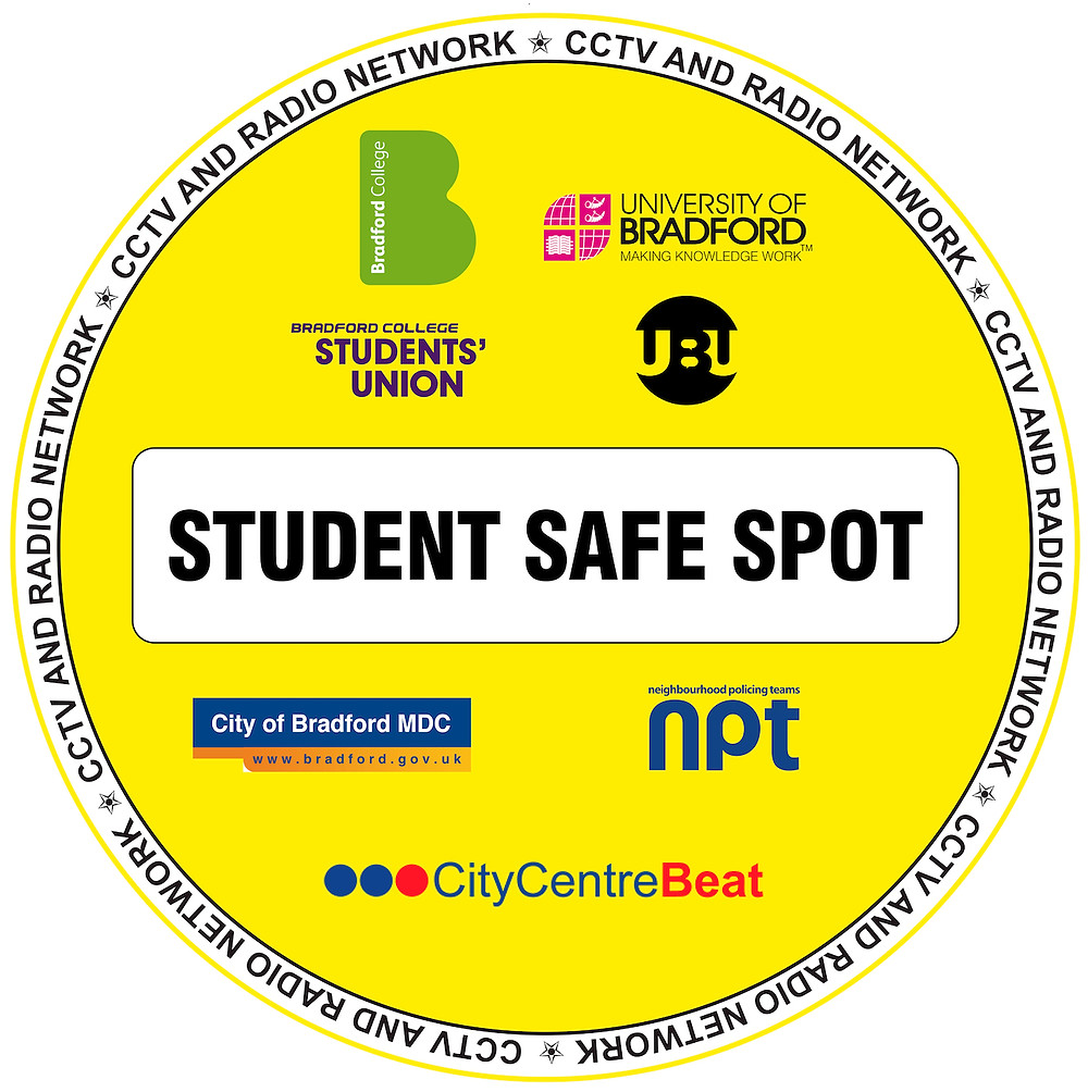Student Safe Spot logo