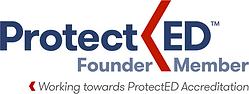 ProtectED Founder Member Logo