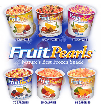 Fruit Pearls Sampler 12ct