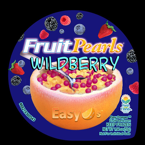 No Sugar Added Wildberry 48ct