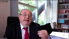 Francisco Zúñiga en Diálogo Constituyente