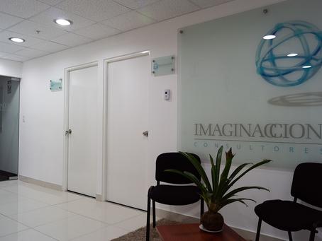 Imaginaccion concreta apertura en Perú