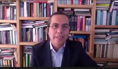 Tomás Jordán en Diálogo Constituyente
