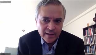 Javier Couso en Diálogo Constituyente