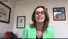 Marcela Cubillos en Diálogo Constituyente