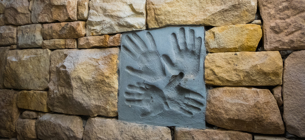 Our family is a part of the Birdwood and even left handprints in our handmade woodfired pizza oven