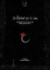 Prix duMeilleur Film Animation : Benjamin Bartelemy pour le film Un elephant sur la lune