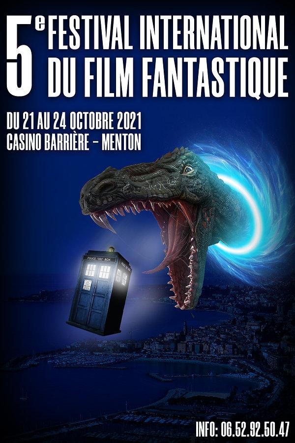 Affiche Jurapa+doctorwho - festival fant