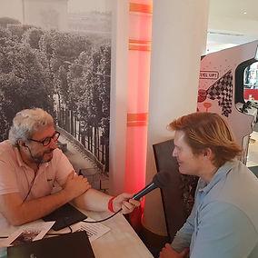 James Gerard Interview