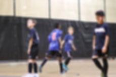 Tri-Town Soccer Futsal team