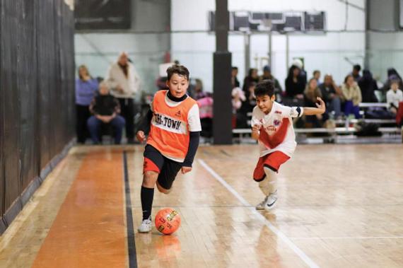 Tri-Town Futsal Training