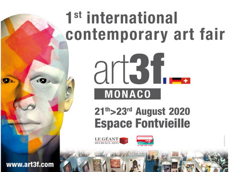 MONACO Art Contemporain Août 2020