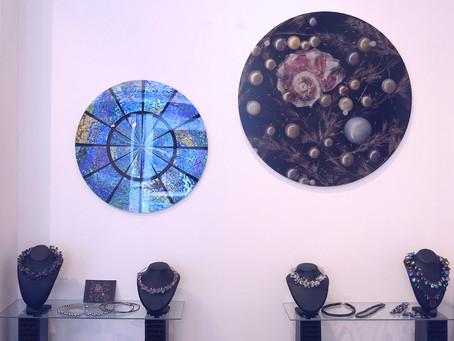 Des bijoux en exclusivité au Sablon ! #bijoux exclusifs#Sablon#créations originales#Galerie 34 rue B