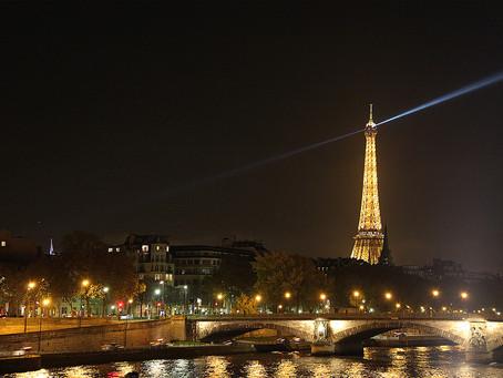 Décembre  2021 - Horizons - Paris s'illumine