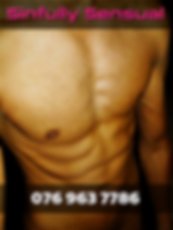 Tristin David - Touch Therapist - Sinfully Sensual Massage - For Women Only