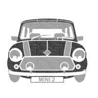 Racing Mini Stencil
