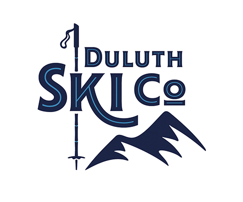 Duluth Ski Co Logo