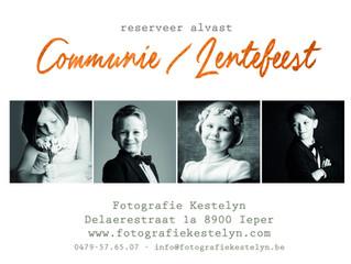 Communie/Lentefeest