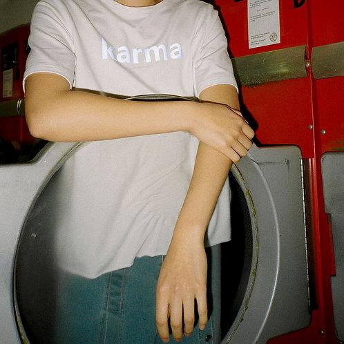 Short-Sleeve karma T-Shirt | T-Shirt à Manches Courtes karma