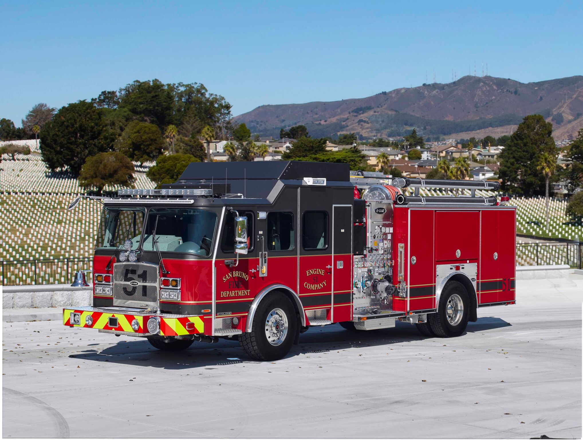 San Bruno Fire Department