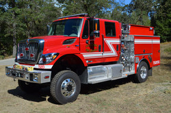 Cazadero  Volunteer Fire Department