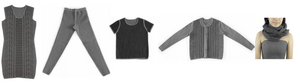 Emily Keller Fashion Knitwear Collection