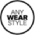 Any Wear Style Logo