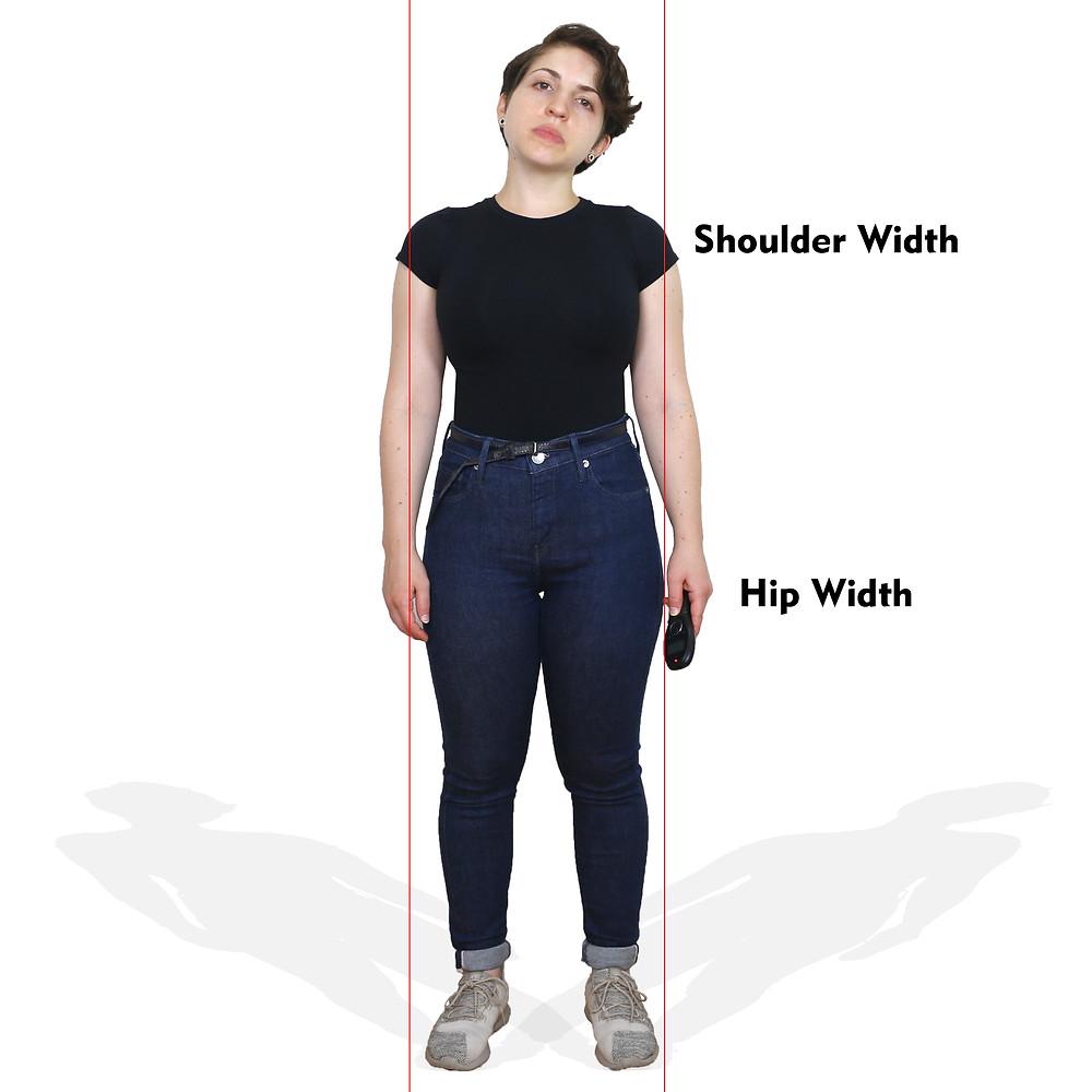 Emily Keller Body Shape