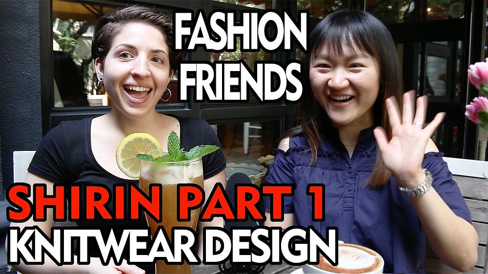 Fashion Friends YouTube The Fashion Run-Up