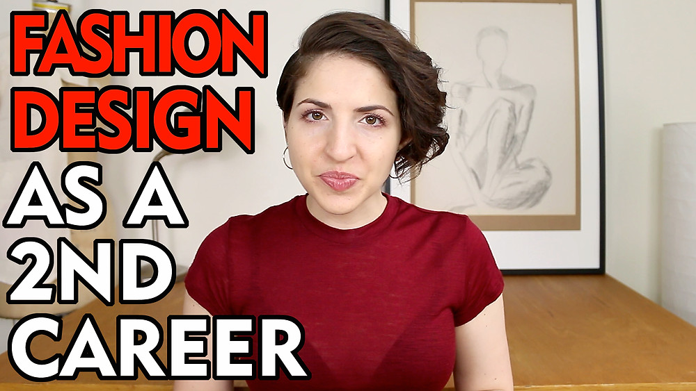 Fashion Design As A Second Career YouTube The Fashion Run-Up