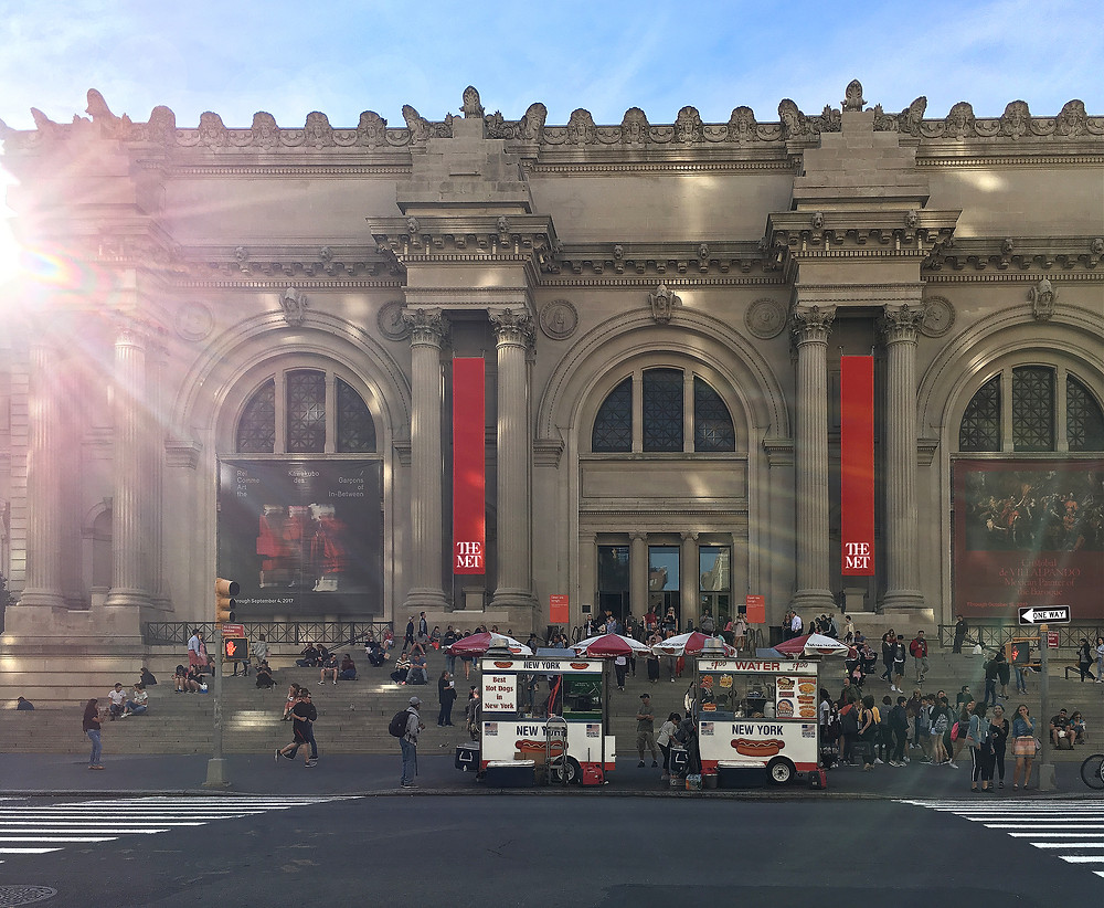 The Metropolitan Museum of Art NYC MET